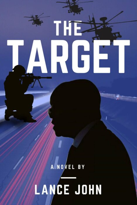 South African Author - Lance John - The Target